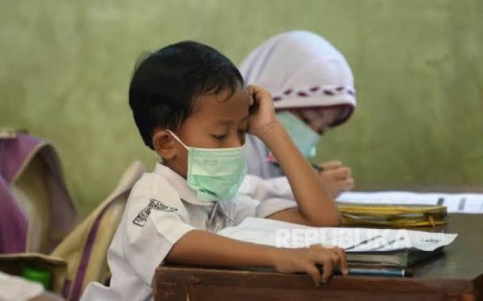 Dinas Pendidikan Inhil Belum Pastikan Waktu Sekolah Tatap Muka